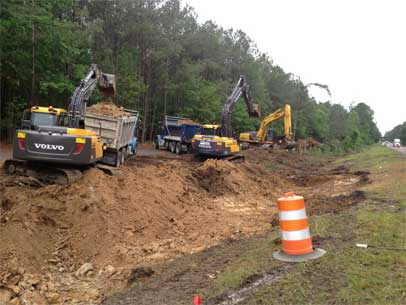 Highlands Environmental Solutions, Inc. - Emergency & disaster response incident